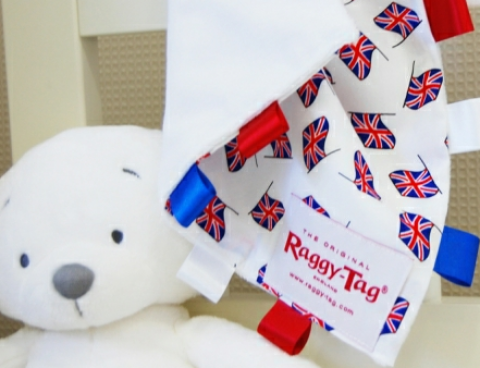 Blogging assignment: Handmade British Baby Gift Competition & Review