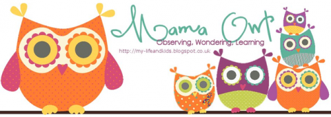 Featured PR friendly blogger: Mama Owl