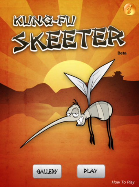 Blogging Assignment: Review KungFu Skeeter for the iPad and free giveaway!