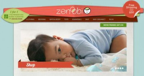 Blogging Assignment: Review our site that sells eco-friendly products for kids, babies and moms. Go green this holiday season!