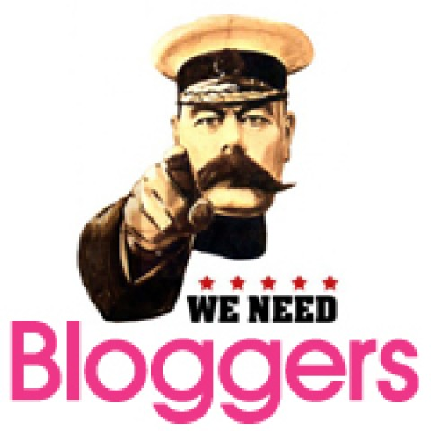 Blogging assignment: Promote our new interactive content (UK bloggers)