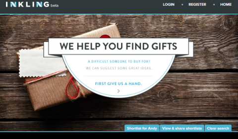 Blogging assignment: Bloggers needed to work with new gift recommendation engine