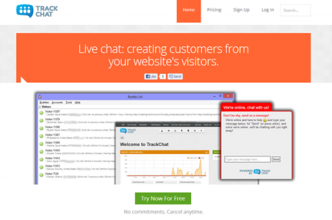 Blogging assignment: New live chat for websites service seeking reviews from bloggers