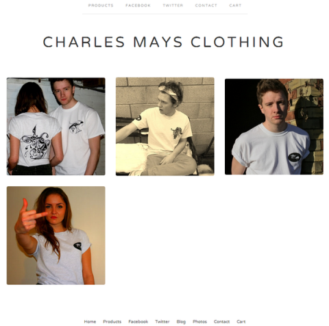Blogging assignment: Bloggers needed to help promote T-Shirt company
