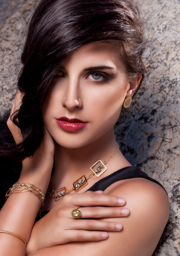 """Blogger outreach assignment: Gorgeous mid-high end jewelry line """"Designed in Zurich. Hand-crafted in the USA. Helping Africa"""" just launched new collection."""