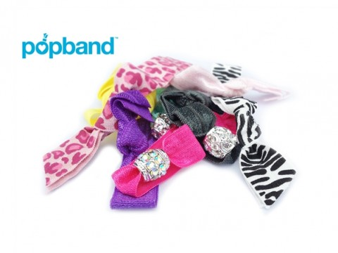 Blogging assignment: The new craze in hair ties and head bands