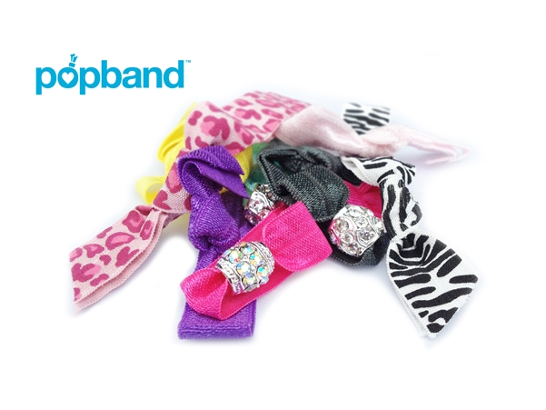 Blogging assignment: Big hair tie craze in USA hits UK – Popband, the ultimate hairbands