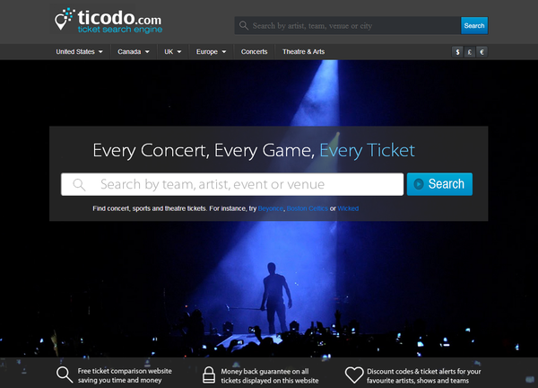 Blogging assignment: Music Bloggers: Write About Concert Tours, Artists and/or General Music News