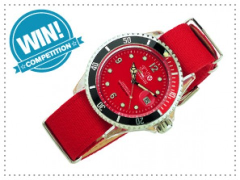 Blogging assignment: Bloggers needed to run competition to win watch worth over £200