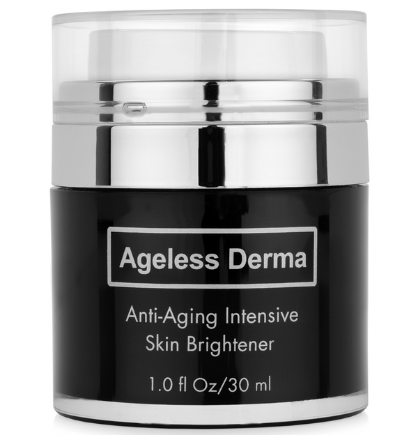Blogger outreach assignment: Review A full Size Ageless Derma Anti Aging Skin Brightner for Pigmentation, age spots and dark spots