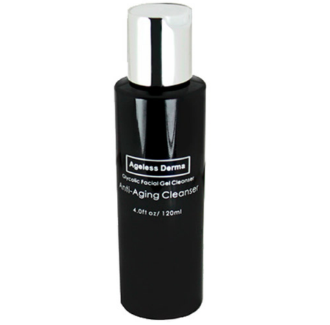 Blogging assignment: Receive A Full Size Ageless Derma Glycolic Cleanser To Review In your Blog