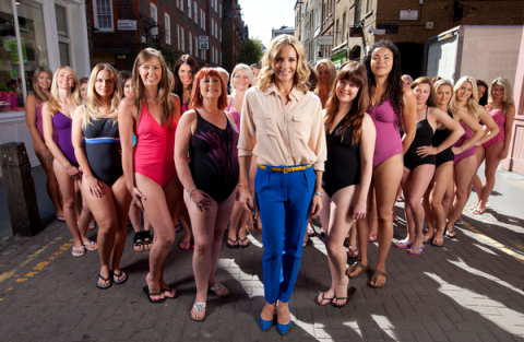 Blogging assignment: Speedo is looking for female bloggers to review a Sculpture swimsuit to support Gabby Logan's and Speedo's 'Parade to the Pool' campaign