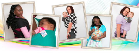 Blogging assignment: Mummy bloggers with babies under 6 months needed to review new baby wrap carrier