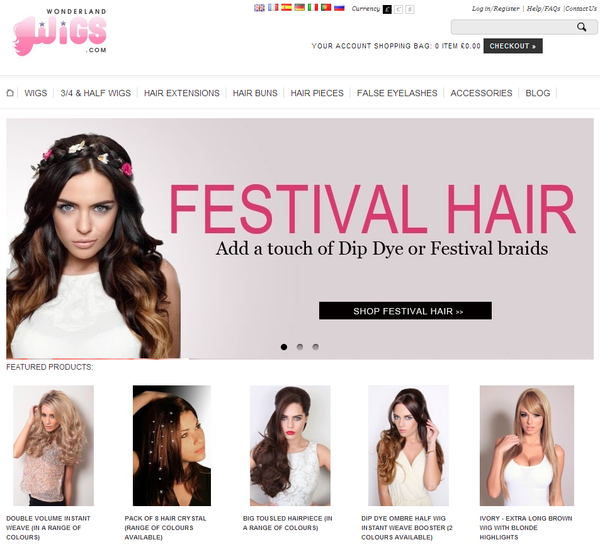 Blogger outreach assignment: Want to try out some wigs, half wigs or hairpieces to give your hair an instant makeover? We'd love to work with you.