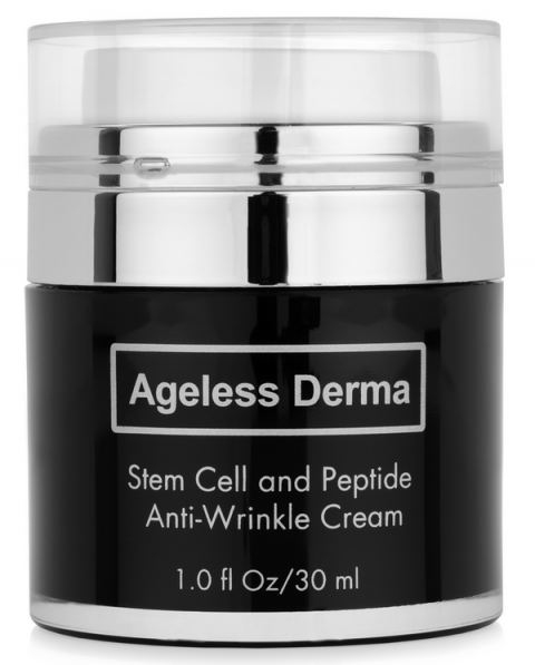 Blogging assignment: Review a Full size Ageless Derma Stem Cell and Peptide Anti Wrinkle Cream