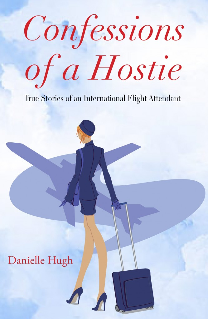 Blogger outreach assignment: Write about and give away copies of hilarious, true CONFESSIONS OF A HOSTIE