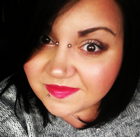 Blogger Q&A with Lucie maniscalchi/@Fatbeautyx
