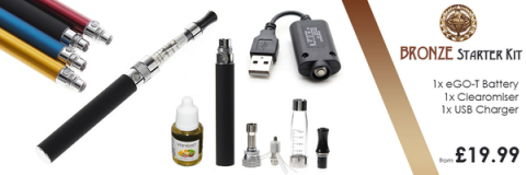 Blogging assignment: Electronic Cigarette & eLiquid Review – Choose the Juice – Keep the Kit – NO CHARGE!