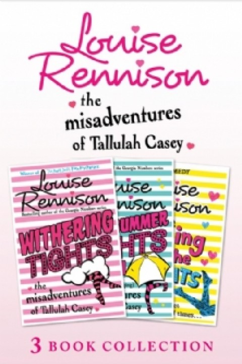 Blogging assignment: Reading a book aimed at teenage girls – Taming of The Tights by Louise Rennison