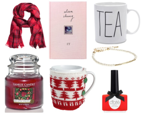 LAST MINUTE CHRISTMAS PRESENTS FOR UNDER £15