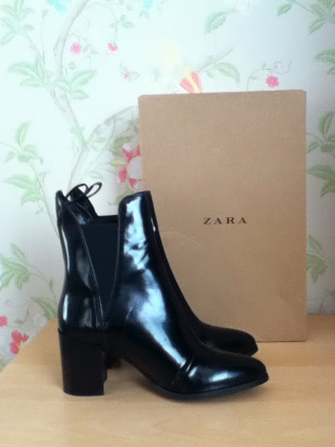 ZARA BOOTS REVIEW (2/2)