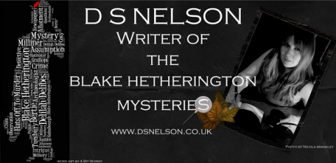 Blogging assignment: Cosy Crime E-book Review – The Blake Hetherington Mysteries