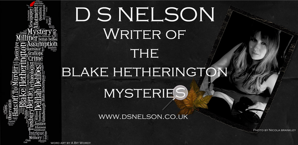 Blogger outreach assignment: Cosy Crime E-book Review - The Blake Hetherington Mysteries