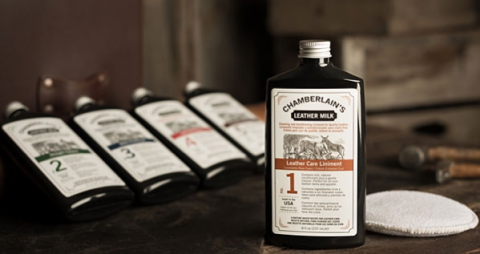 Blogging assignment: Chamberlains Leather Milk needs your help – UK Bloggers needed to spread the word and review the best leather conditioner on the planet!