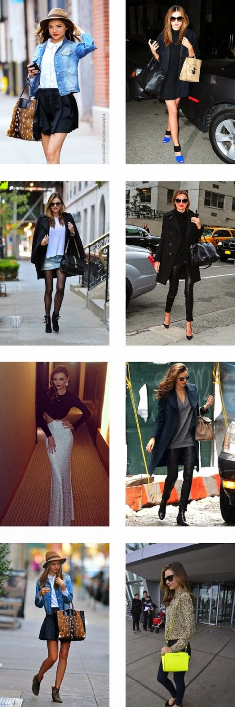 FABULOUS FASHION FRIDAY: MIRANDA KERR