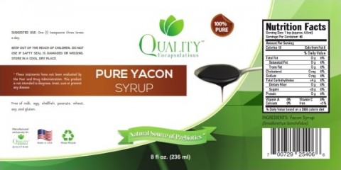 Blogging assignment: Bloggers Wanted to Review Organic Yacon Syrup (Natural Sweetener)