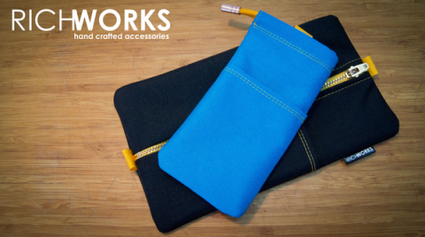 Blogging assignment: RichWorks handmade phone cases and accessories review