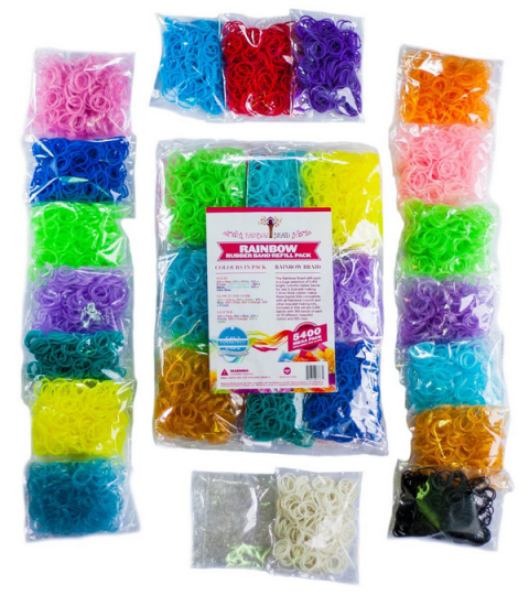Blogging assignment: Creative US Parents and/or Craft Bloggers Wanted to Review Massive Rubber Band Loom Expansion Band Pack