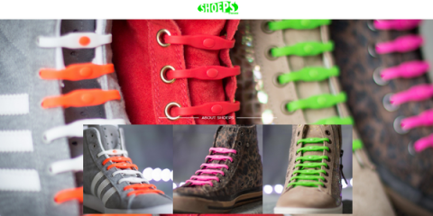 "Blogging assignment: Brand new product ""Shoeps"" elastic laces for footwear needs your help!"