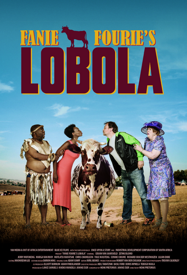 Blogging assignment: FILM REVIEW: 108 Media Corp Presents a Hilarious, Cross-Cultural, South-African Romantic Comedy