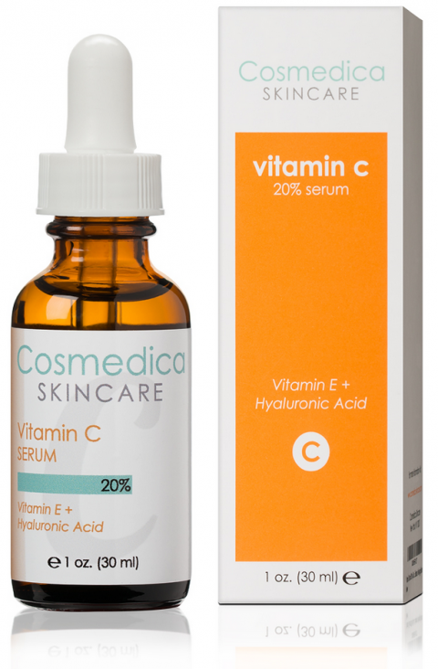 Blogging assignment: Promoting 20% Vitamin C Serum