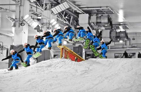 Blogging assignment: Looking for UK bloggers who ski or snowboard and would like the chance to ride alongside our Sochi Olympic stars!