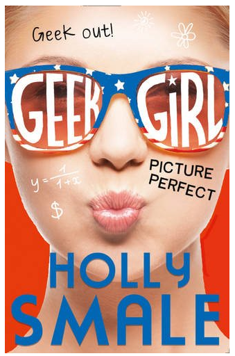 Blogging assignment: Geek Girl 3 - Book Reviews and Competitions