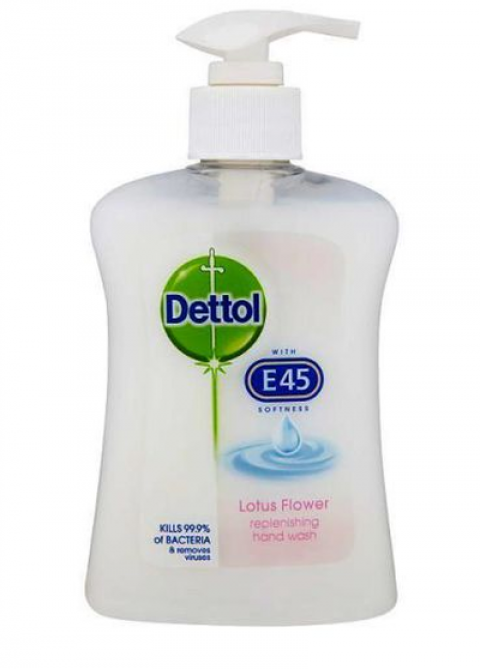 Newsletter exclusive blogging assignment: Healthy Hands for All with Dettol's E45 Hand Wash