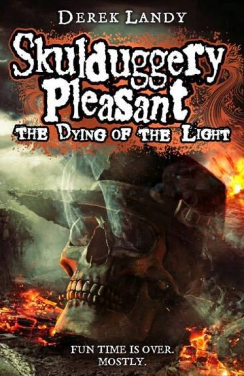 Blogging assignment: Review/Giveaway – Skullduggery Pleasant – Children's Book (UK bloggers)
