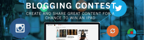 Blogging assignment: Create Viral Content to Win an iPad or Visa Gift Card (US & Canadian bloggers)