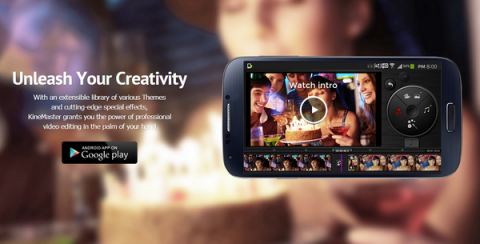 Blogging assignment: Worldwide bloggers wanted to review a full featured video editing app for Android