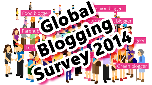 Global Blogging Survey 2014