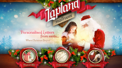 UK Blogging Assignment: Personalised Letters from Santa delivered in the post. Closes 1st December 2020