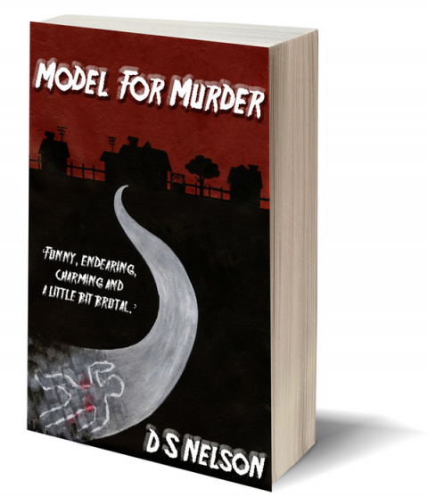 Blogging assignment: Book Bloggers wanted for E-book Review: 'Model For Murder' (Worldwide bloggers)