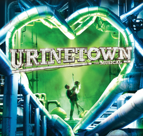 Blogging assignment: Urinetown the Musical – Charity Gala / Collaboration with Water.org (UK bloggers)