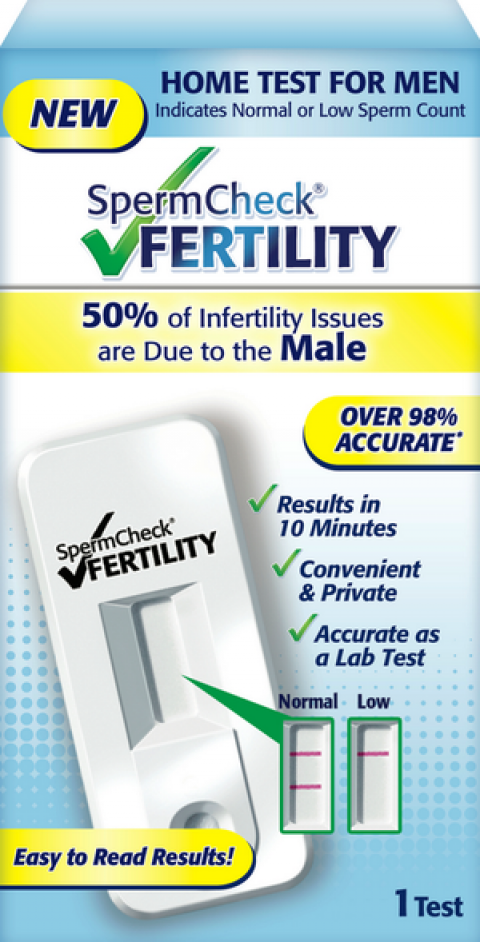 Blogging assignment: Review of Male Sperm Fertility Kit (UK bloggers)