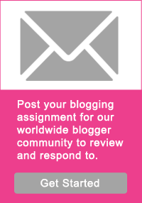 Post your blogging assignment