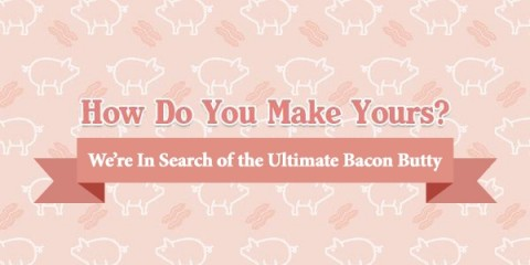 Blogging assignment: In search of the ULTIMATE bacon butty (UK bloggers)