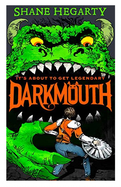 Blogging assignment: Darkmouth – Book Review (UK bloggers)