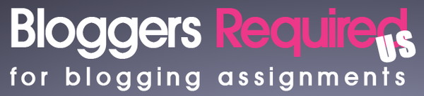 Introducing Bloggers Required US, a dedicated blogging assignment site for US bloggers